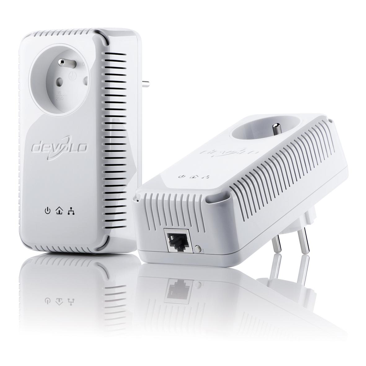 devolo dlan 200 avplus starter kit offre sp ciale 200av. Black Bedroom Furniture Sets. Home Design Ideas