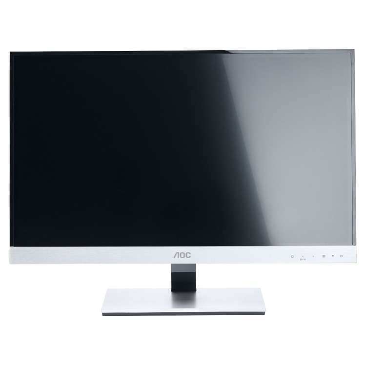 "Ecran PC AOC 27"" LED - d2757Ph 1920 x 1080 pixels - 5 ms - Format large 16/9 - 3D passive - HDMI - Noir/Blanc"