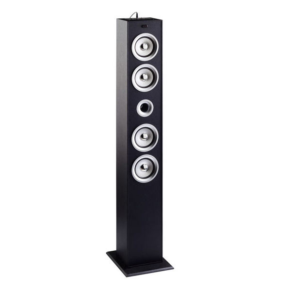 Dock & Enceinte Bluetooth ClipSonic BX1028 Barre de son verticale MP3 USB avec entrée ligne