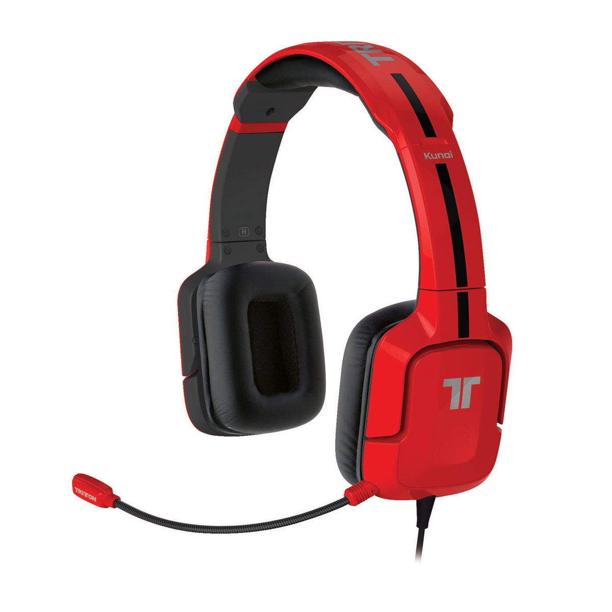 tritton kunai for playstation rouge accessoires ps3 tritton sur ldlc. Black Bedroom Furniture Sets. Home Design Ideas