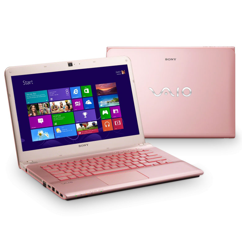 sony vaio e14a3v1e p rose pc portable sony sur ldlc. Black Bedroom Furniture Sets. Home Design Ideas