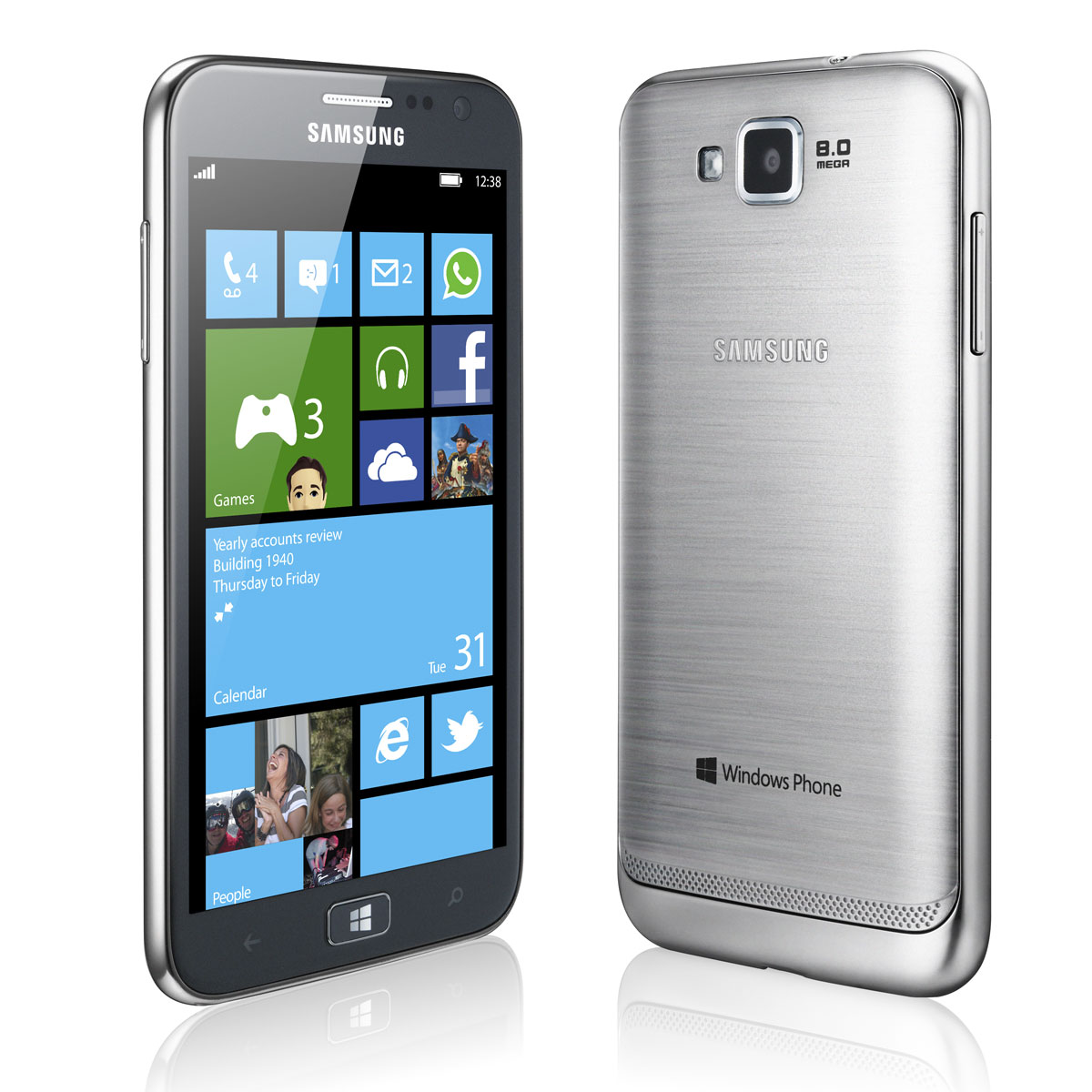 samsung ativ s 16 go gt i8750alaxef achat vente mobile smartphone sur. Black Bedroom Furniture Sets. Home Design Ideas