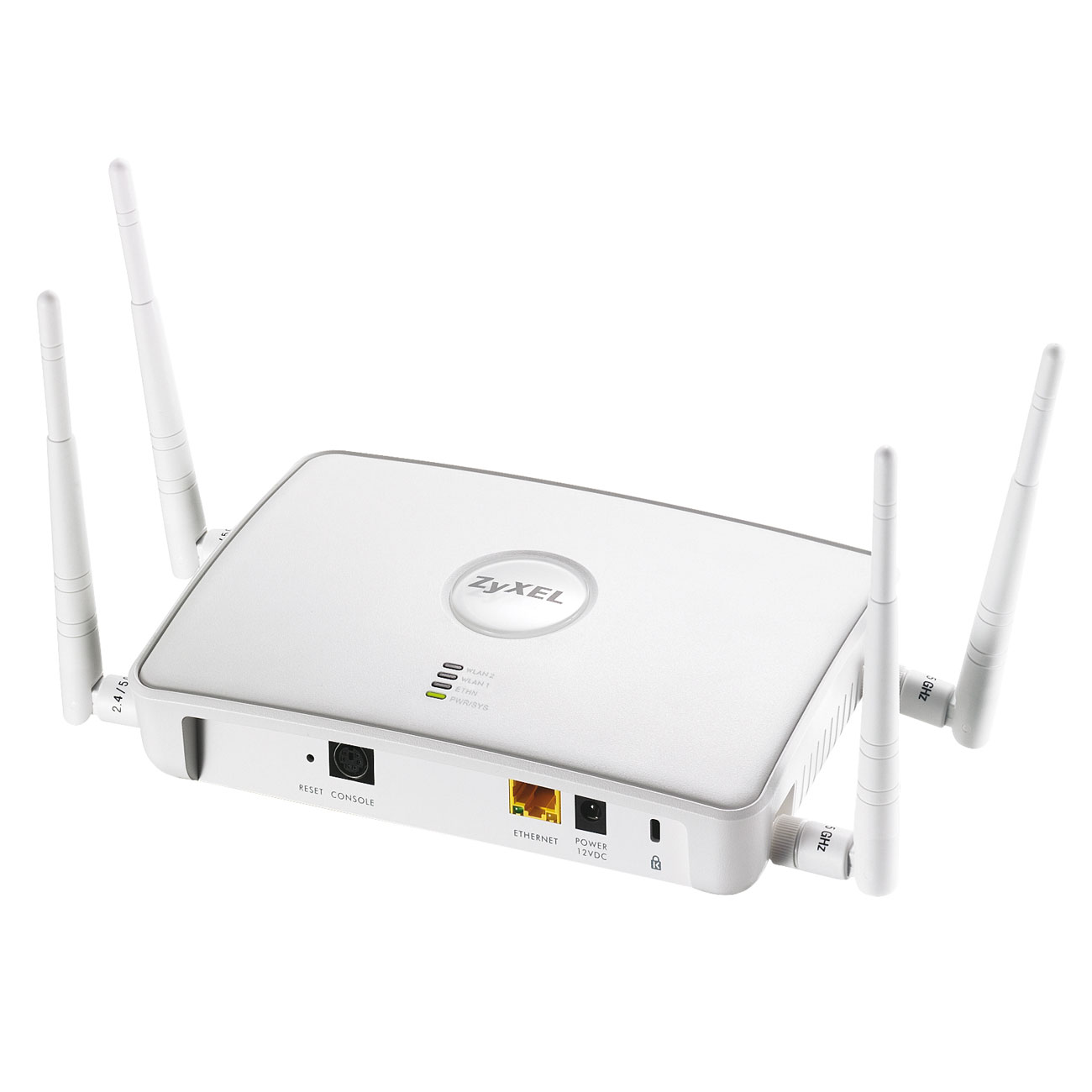 Zyxel nwa3560 n point d 39 acc s wifi zyxel sur ldlc for Point acces wifi exterieur