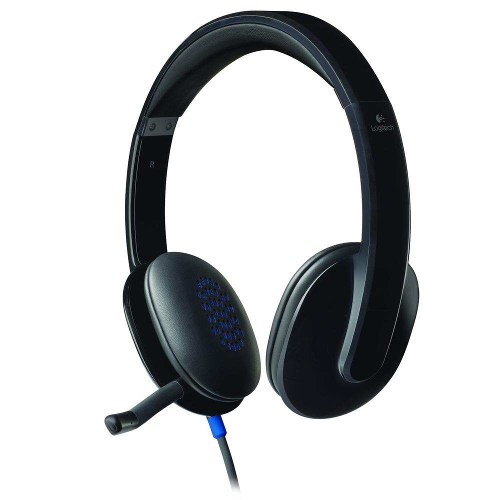 logitech usb headset h540 micro casque logitech sur ldlc. Black Bedroom Furniture Sets. Home Design Ideas