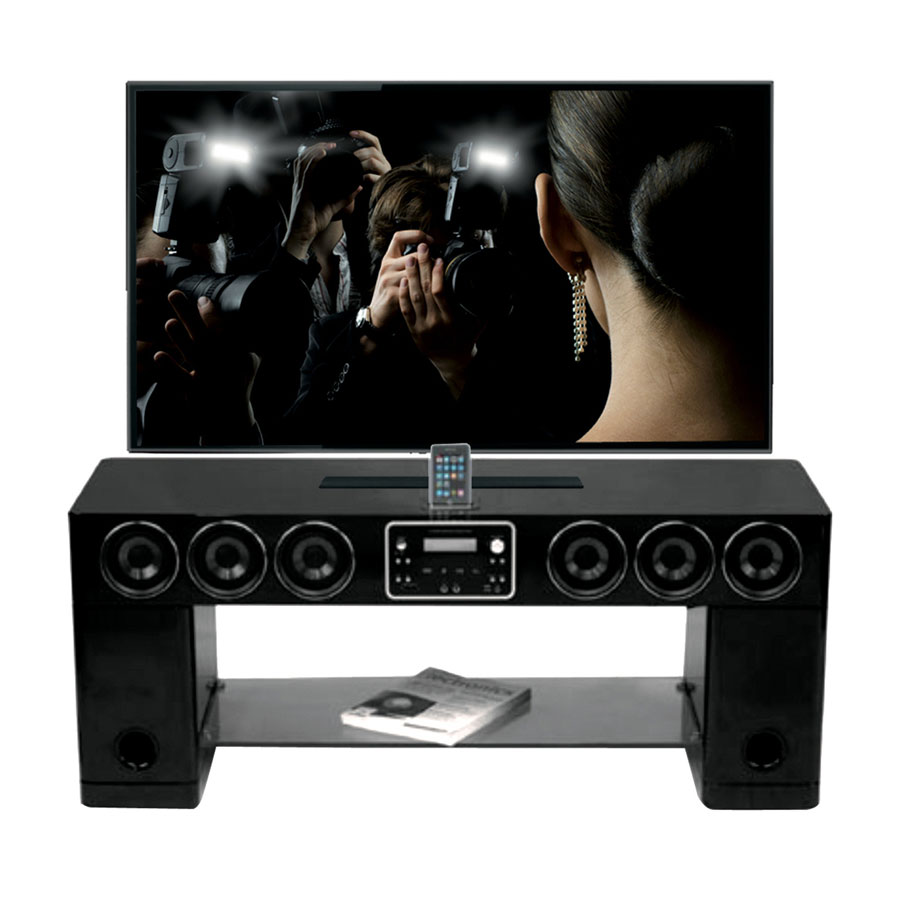 Superior Soundvision Sv 400 Ensemble Home Cin Ma Soundvision Sur Ldlc Meuble Tv Son  Integre