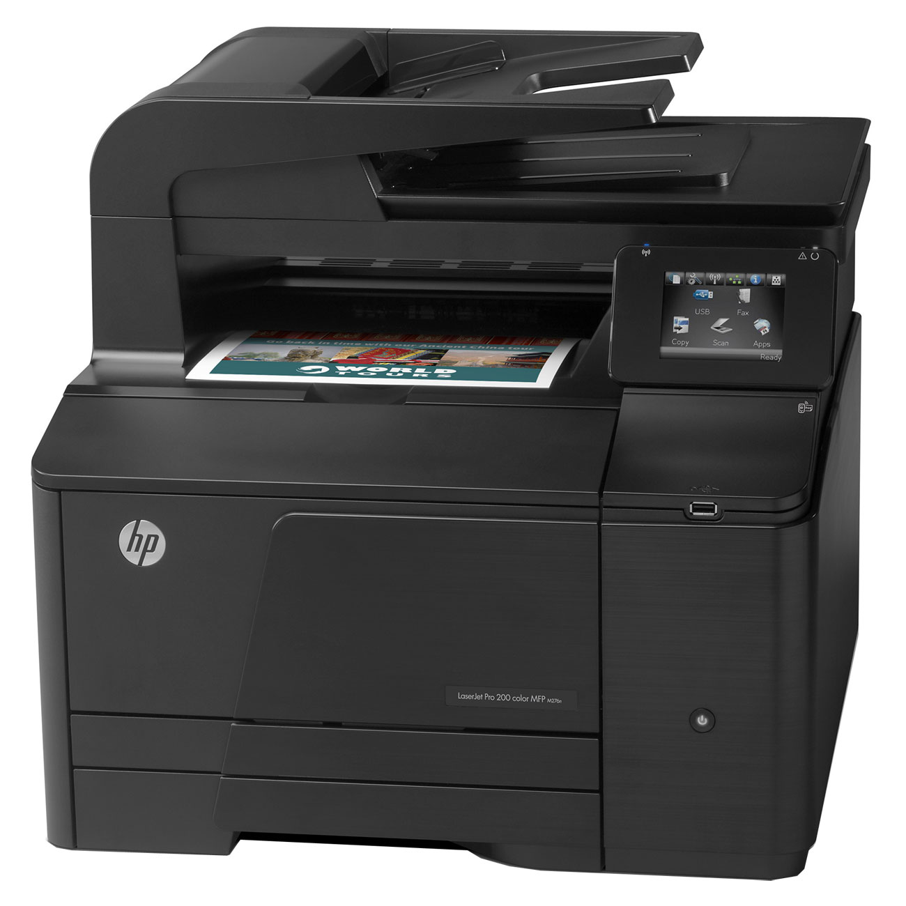 hp laserjet pro 200 color mfp m276n cf144a imprimante. Black Bedroom Furniture Sets. Home Design Ideas