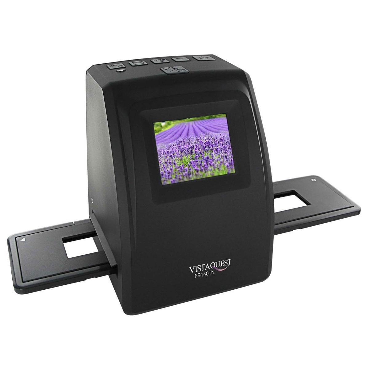 vistaquest vq fs1401n vq fs1401n achat vente scanner sur. Black Bedroom Furniture Sets. Home Design Ideas