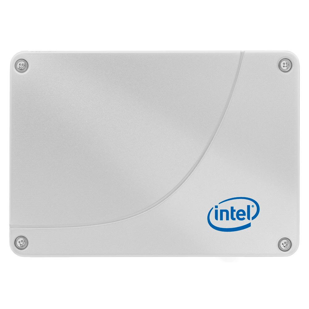 "Disque SSD Intel Solid-State Drive 520 Series 120 Go (bulk) SSD 120 Go 2.5"" 9.5 mm MLC Serial ATA 6Gb/s (Garantie 5 ans par Intel)"