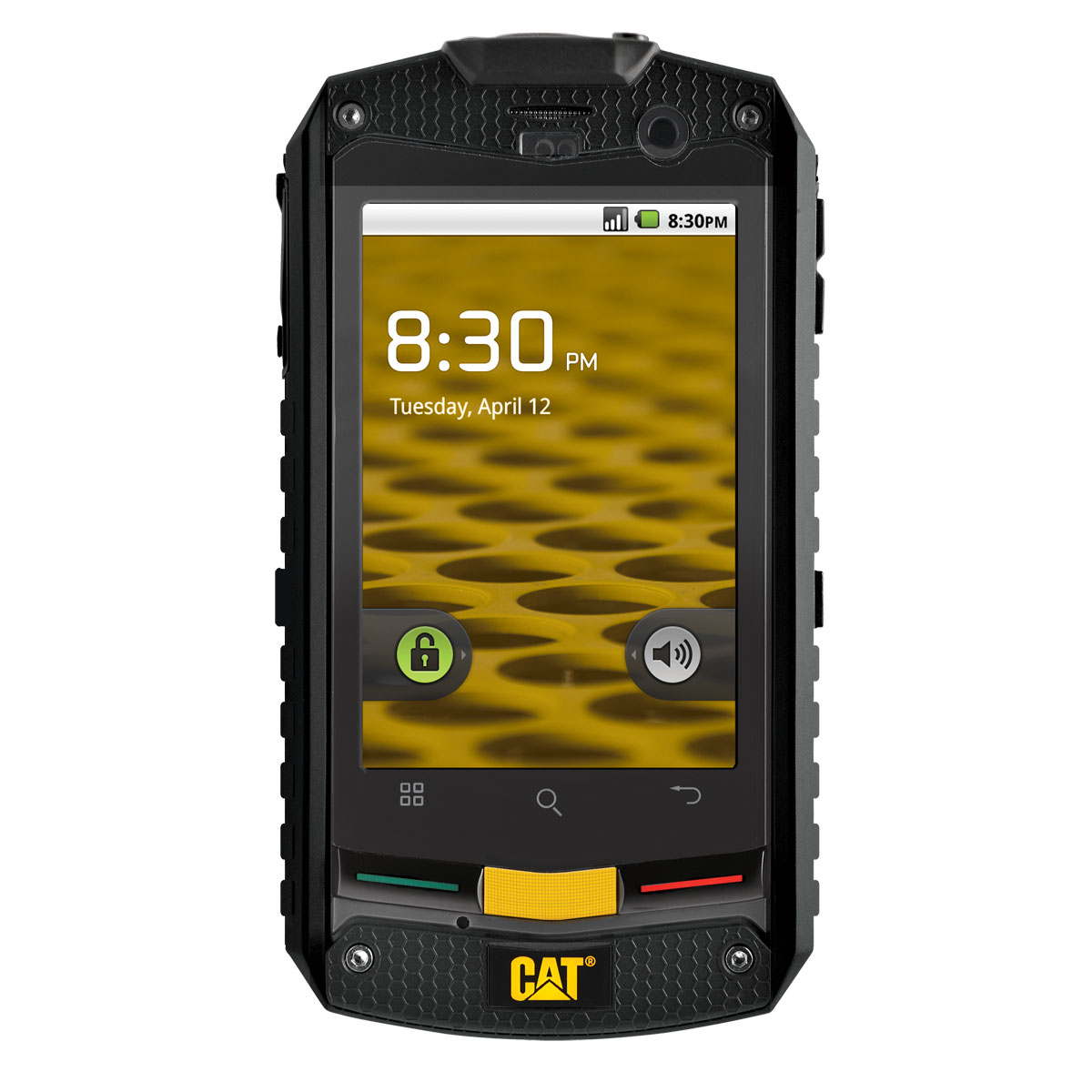 caterpillar cat b10 dual sim mobile smartphone cat sur ldlc. Black Bedroom Furniture Sets. Home Design Ideas