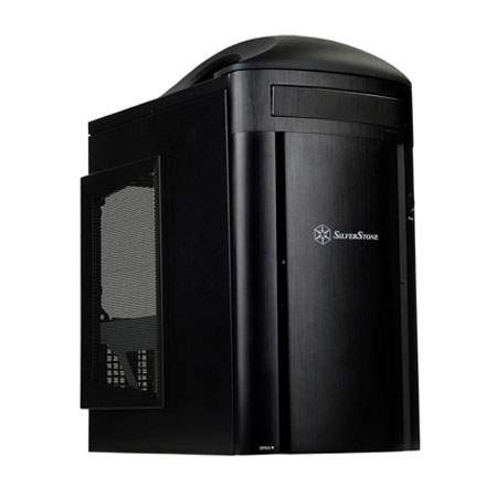 silverstone sugo sg04 fh noir bo tier pc silverstone sur ldlc. Black Bedroom Furniture Sets. Home Design Ideas
