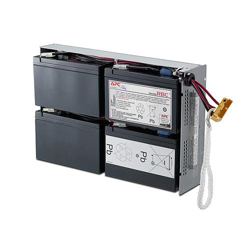 Batterie onduleur APC RBC24 Batterie de remplacement pour APC Smart UPS