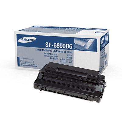 Toner imprimante Samsung SF-6800D6 Toner Noir (6 000 pages à 5%)