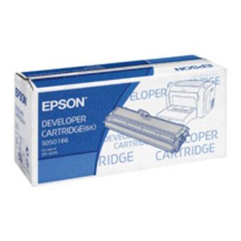 Toner imprimante Epson C13S050166 Toner Noir (6 000 pages à 5%)