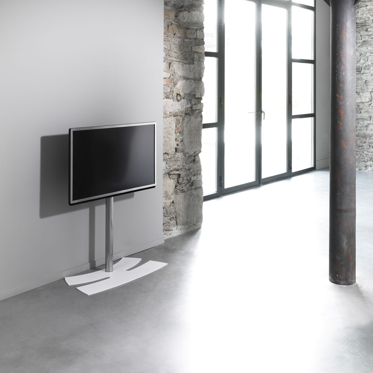 Erard lux up 1050l support mural tv erard group sur ldlc - Fixation mural tv samsung ...