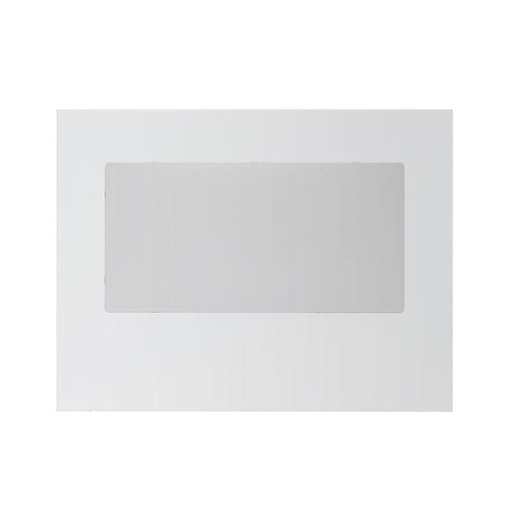 Panneaux latéraux PC BitFenix Prodigy Window Side Panel Blanc Panneau latéral avec fenêtre pour boitier Bitfenix Prodigy