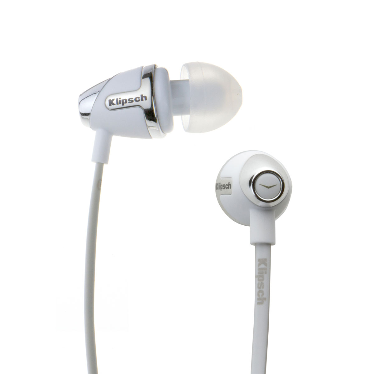 Casque Klipsch Image S4 II Blanc Casque intra-auriculaire