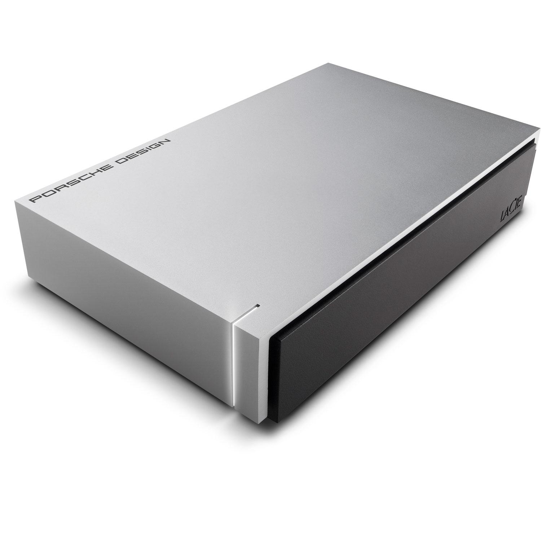 """Disque dur externe LaCie Porsche Design P'9233 5 To (USB 3.0) Disque dur externe 3.5"""" en aluminium sur port USB 3.0 (garantie LaCie 2 ans)"""