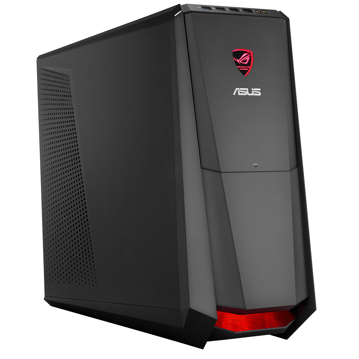 asus rog tytan cg8480 fr017s cg8480 fr017s achat vente pc de bureau sur. Black Bedroom Furniture Sets. Home Design Ideas