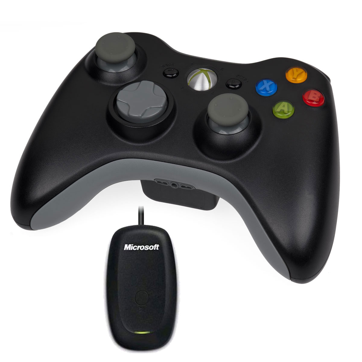Connecter manette xbox 360 sans fil sur pc bluetooth for Manette xbox 360 pas cher sans fil