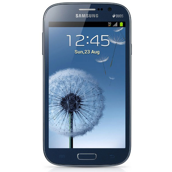 samsung galaxy grand gt i9082 bleu gt i9082b achat vente mobile smartphone sur. Black Bedroom Furniture Sets. Home Design Ideas