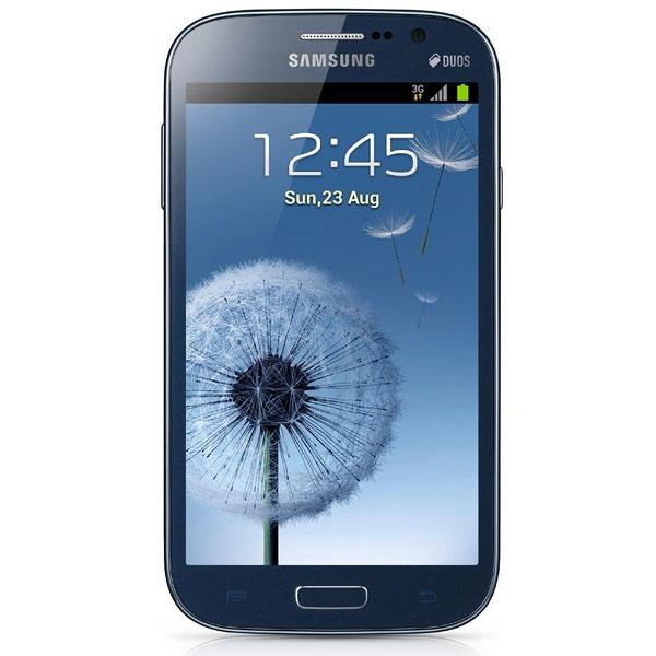 Samsung Galaxy Grand Gt I9082 Bleu Gt I9082b Achat