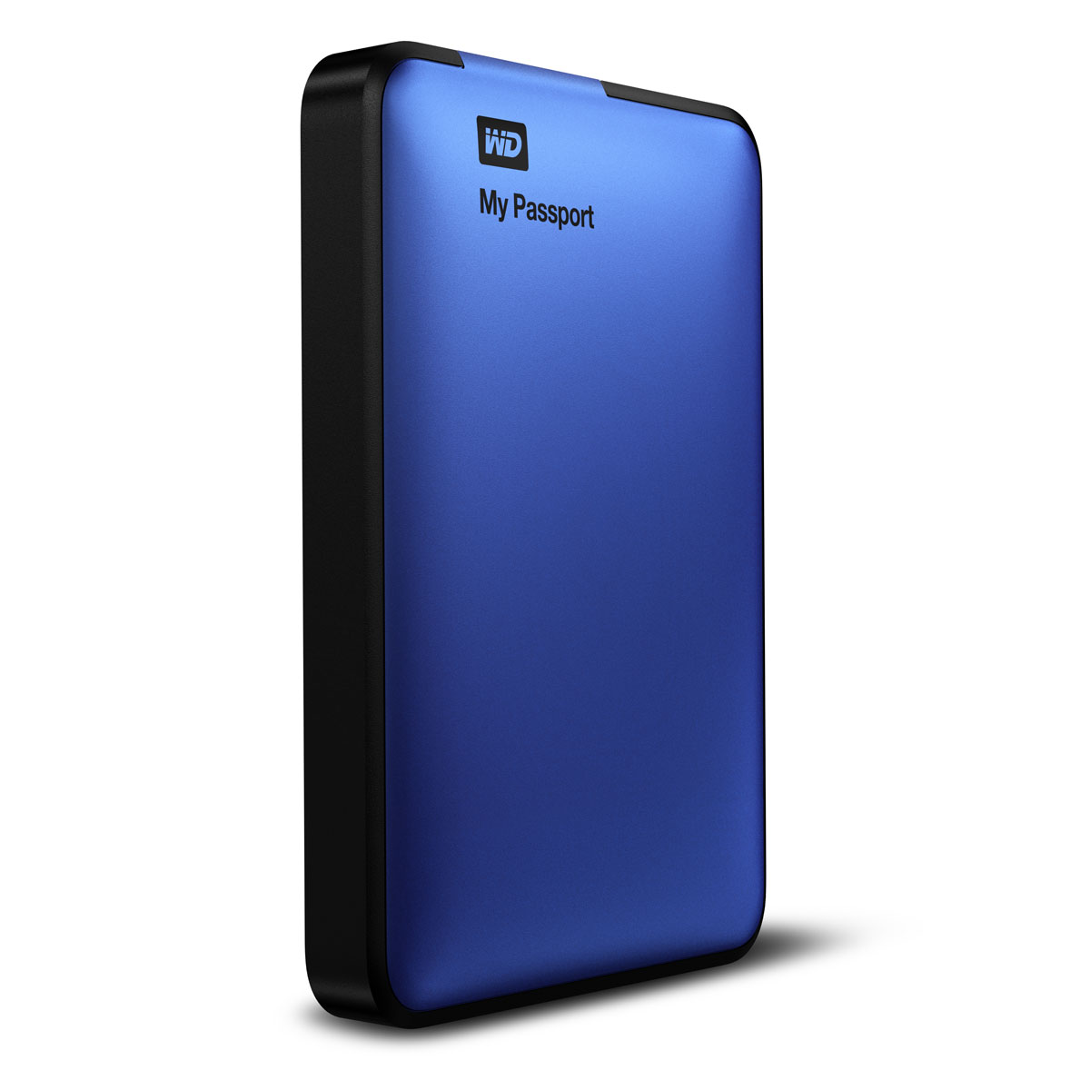 western digital my passport 1 to bleu usb 3 0. Black Bedroom Furniture Sets. Home Design Ideas
