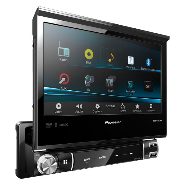pioneer avh x7500bt autoradio pioneer sur ldlc. Black Bedroom Furniture Sets. Home Design Ideas