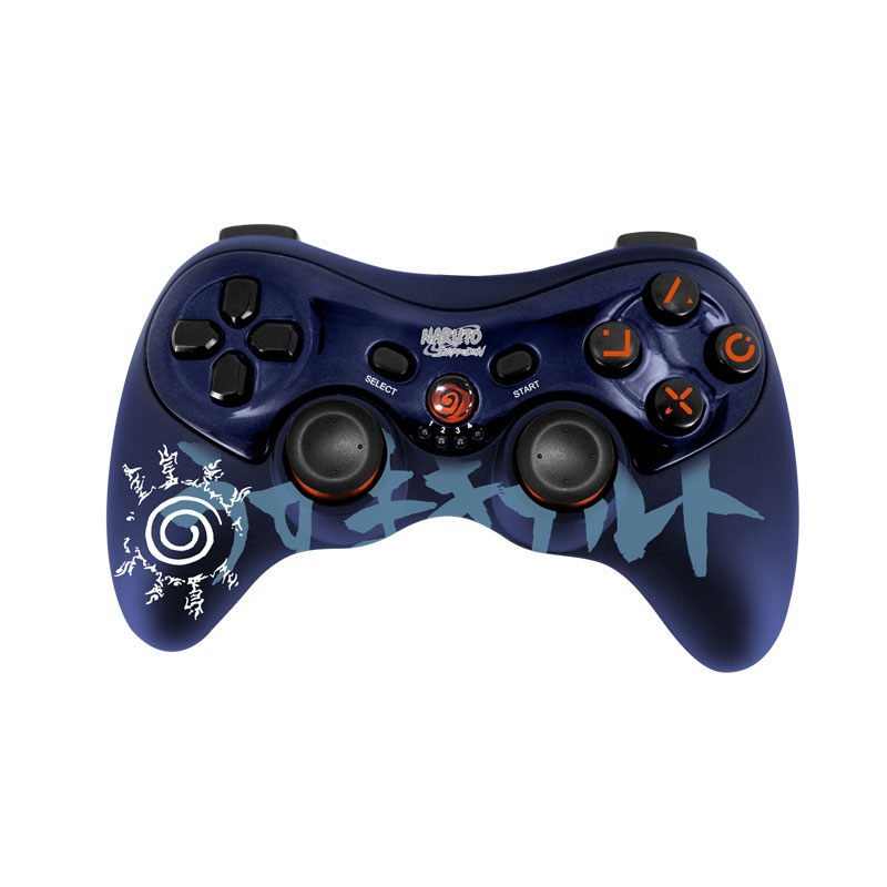subsonic naruto controller ps3 accessoires ps3 subsonic sur ldlc. Black Bedroom Furniture Sets. Home Design Ideas