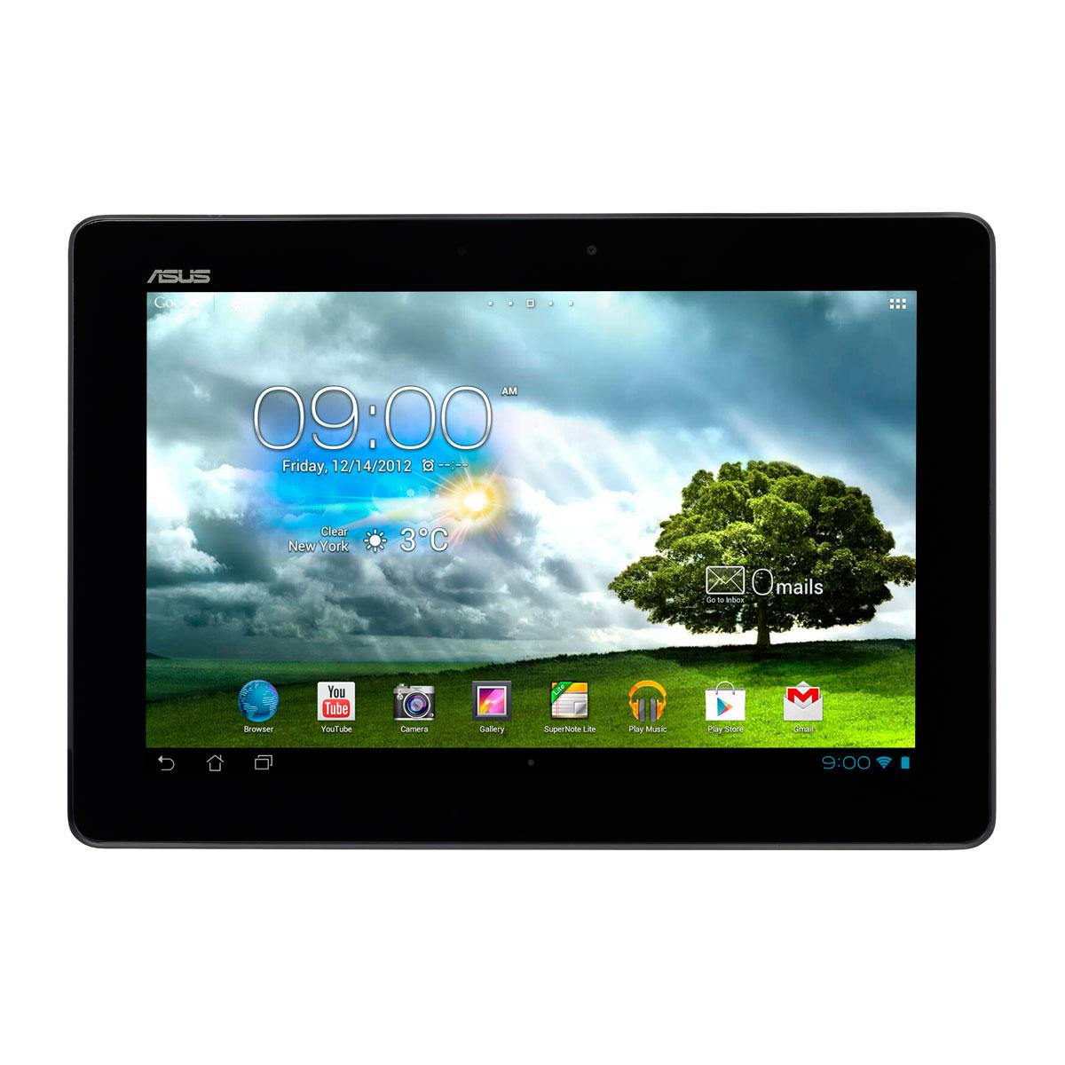 Asus memo pad smart 10 blanc me301t 1a017a me301t 1a017a for Tablette laquee blanc sur mesure