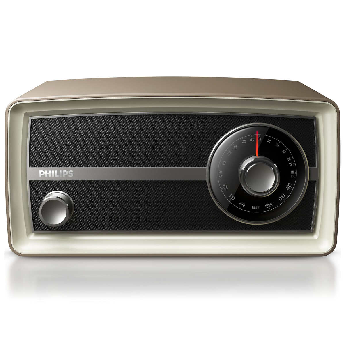 philips or2000m vintage mini radio radio r veil. Black Bedroom Furniture Sets. Home Design Ideas