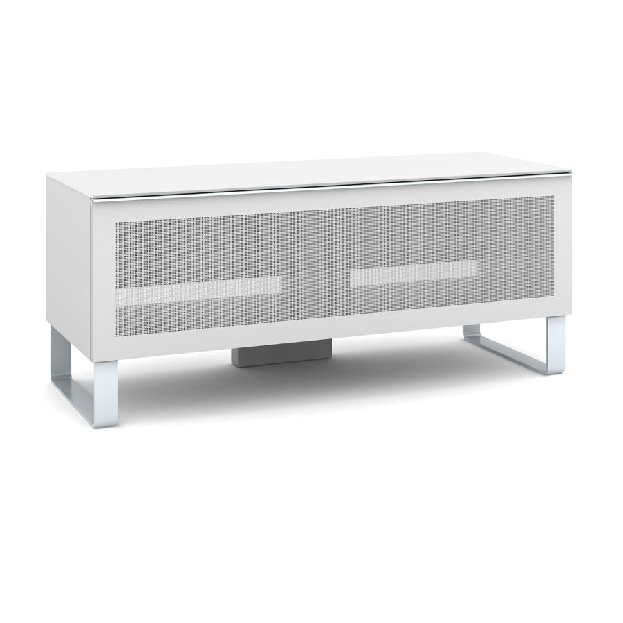 Elmob exclusive ex 120 03 blanc meuble tv elmob sur ldlc - Meuble television ecran plat ...