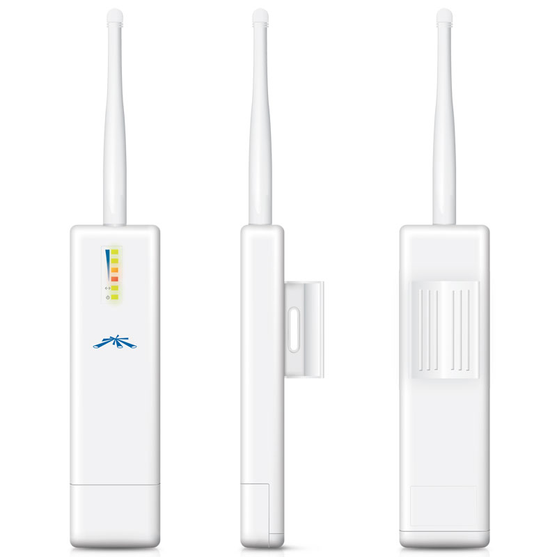 Ubiquiti picostation m2 hp point d 39 acc s wifi ubiquiti for Point d acces wifi exterieur