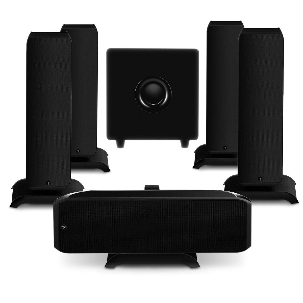 yamaha rx a730 noir focal sib xl 5 1 yamaha rxa 730. Black Bedroom Furniture Sets. Home Design Ideas