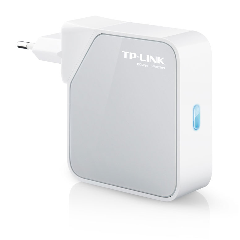 Modem & routeur TP-LINK TL-WR710N Mini routeur sans fil de poche N 150