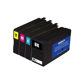 Cartouche imprimante LDLC pack économique compatible HP 950 XL / 951 XL (BK + C + M + Y) Lot de 4 cartouches (1 noire + 1 cyan + 1 magenta + 1 jaune)