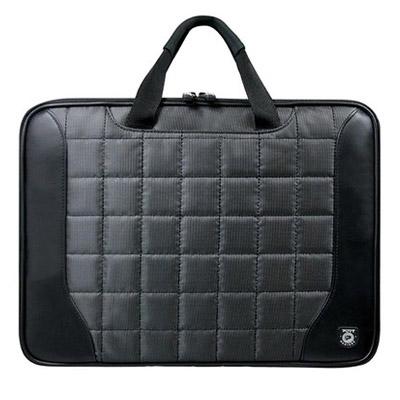 port designs berlin ii 13 14 noir sac sacoche housse. Black Bedroom Furniture Sets. Home Design Ideas