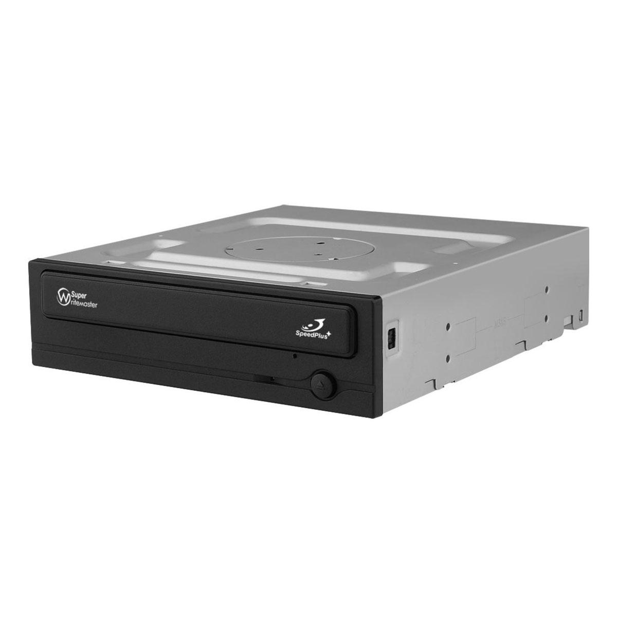 Lecteur graveur Samsung SH-224DB/BEBE DVD(+/-)RW/RAM 24/24/8/6/12x DL(+/-) 8/8x CD-R 48x SATA - Noir (bulk)