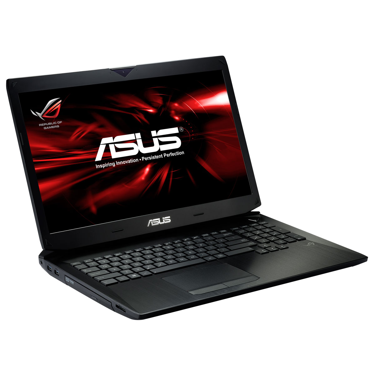 "PC portable ASUS G750JH-T4181H Intel Core i7-4700HQ 16 Go SSD 256 Go + HDD 1 To 17.3"" LED NVIDIA GeForce GTX 780M Lecteur Blu-ray/Graveur DVD Wi-Fi N/Bluetooth Webcam Windows 8 64 bits (garantie constructeur 1 an)"