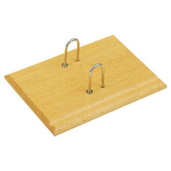 socle en bois verni pour bloc agenda journalier 306350 achat vente agenda sur. Black Bedroom Furniture Sets. Home Design Ideas