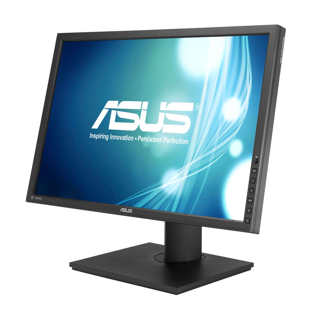 """Ecran PC ASUS 24.1"""" LED - PB248Q 1920 x 1200 pixels - 6 ms (gris à gris) - Format large 16/10 - Dalle IPS - Flicker Free - Pivot - Hub USB - HDMI - DisplayPort (garantie constructeur 3 ans)"""