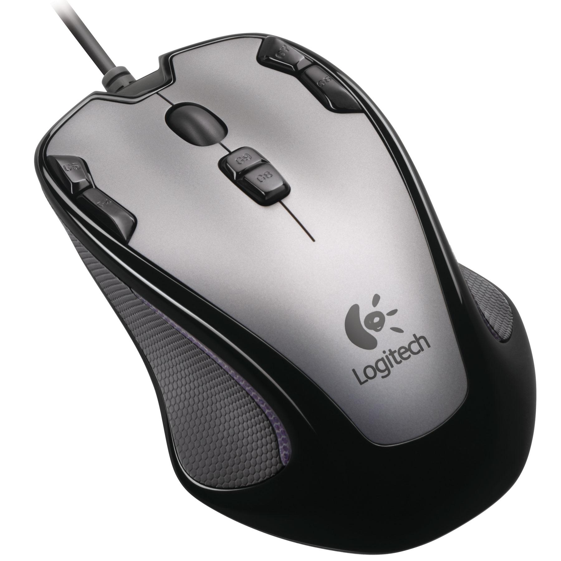 logitech g300 gaming mouse 910 003431 achat vente souris pc sur. Black Bedroom Furniture Sets. Home Design Ideas