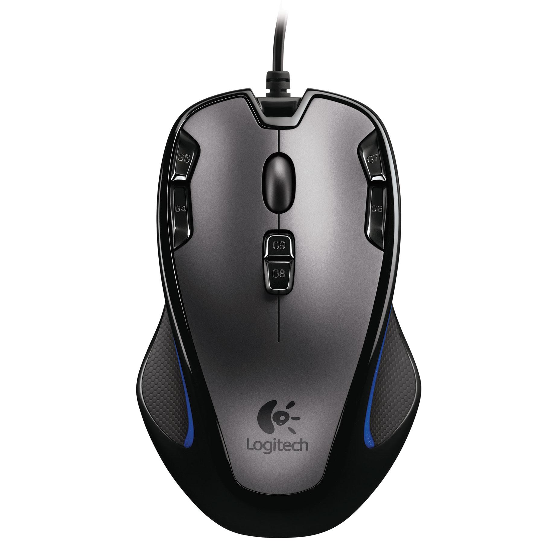 logitech g300 gaming mouse 910 002489 achat vente souris pc sur. Black Bedroom Furniture Sets. Home Design Ideas