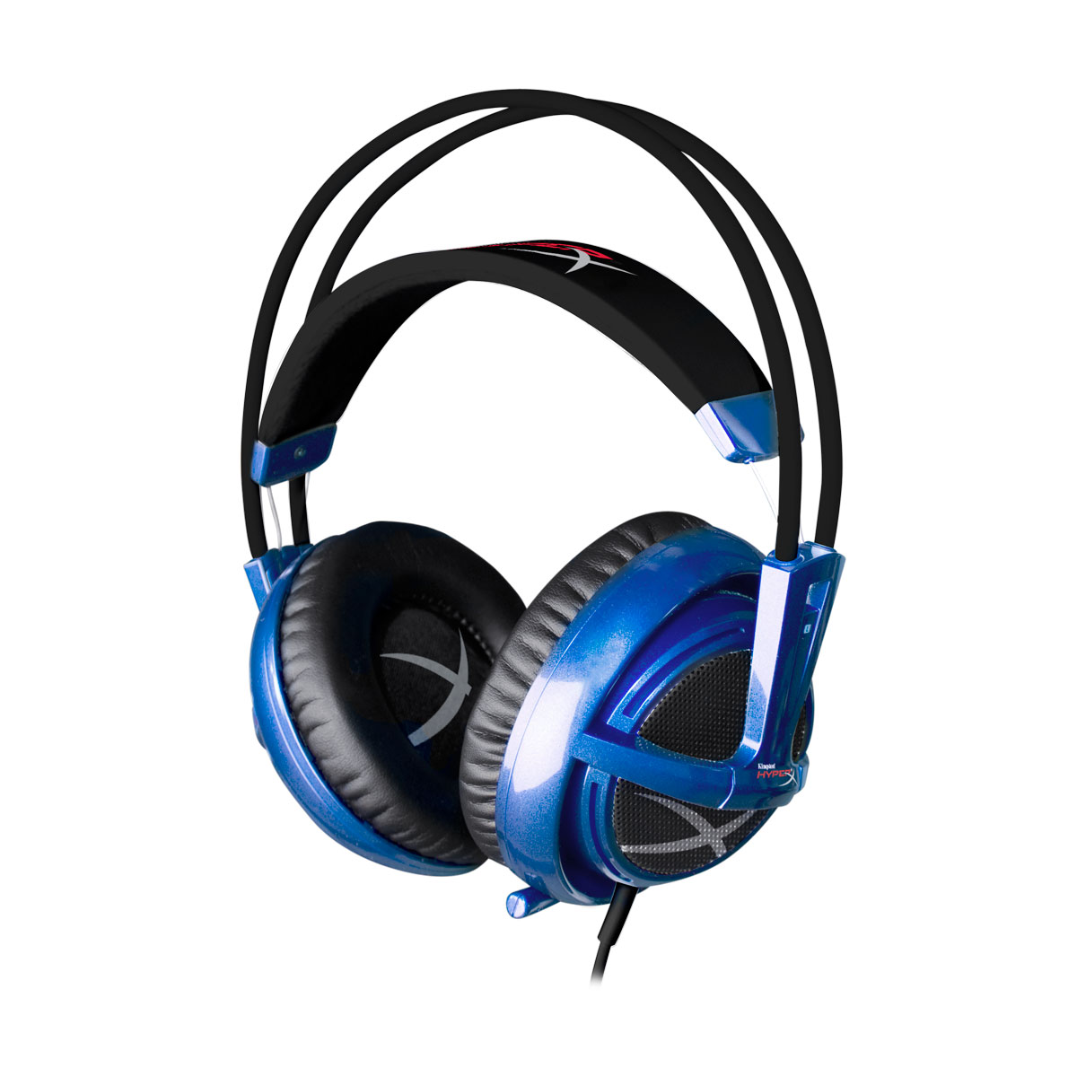 kingston steelseries siberia v2 hyperx edition khx h2ss wr achat vente micro casque sur. Black Bedroom Furniture Sets. Home Design Ideas