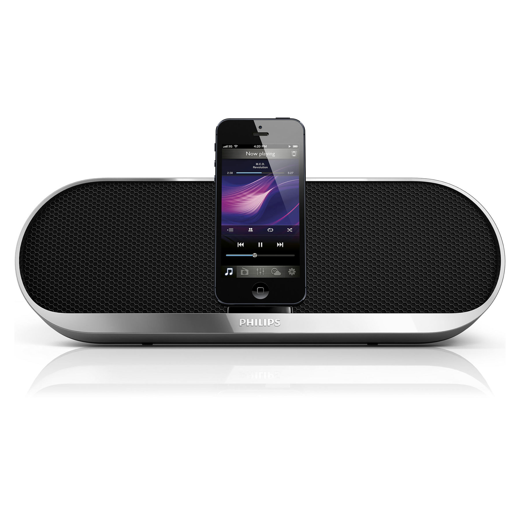 philips ds7580 dock enceinte bluetooth philips sur ldlc. Black Bedroom Furniture Sets. Home Design Ideas