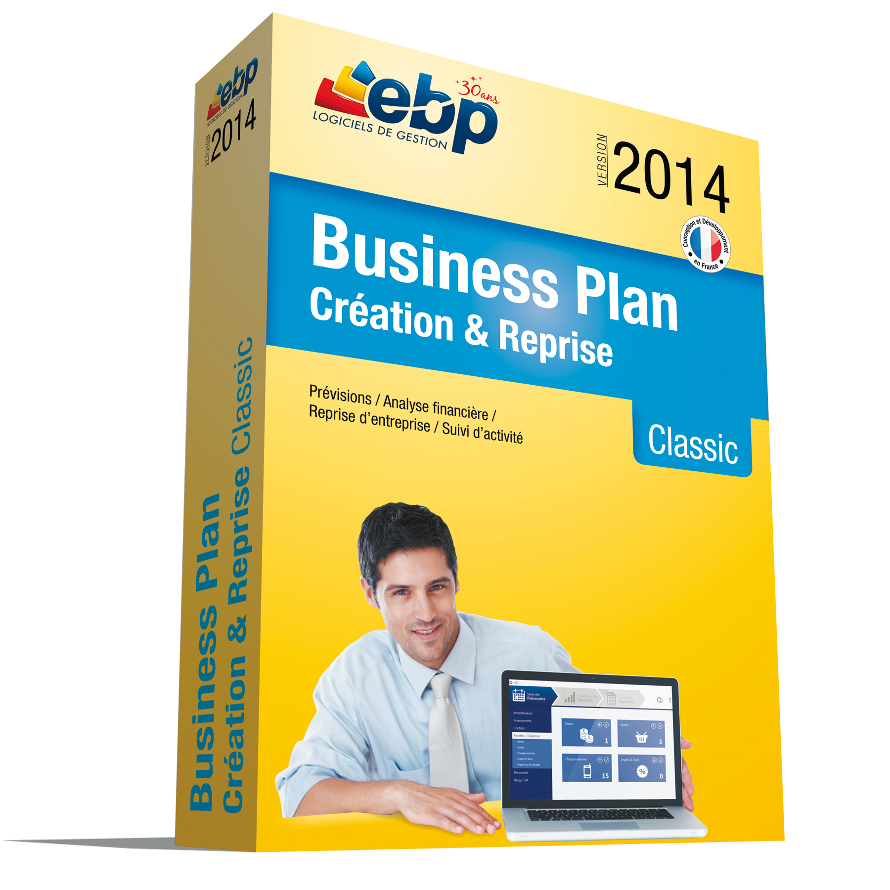 Ebp Business Plan Cr Ation Reprise Classic 2014