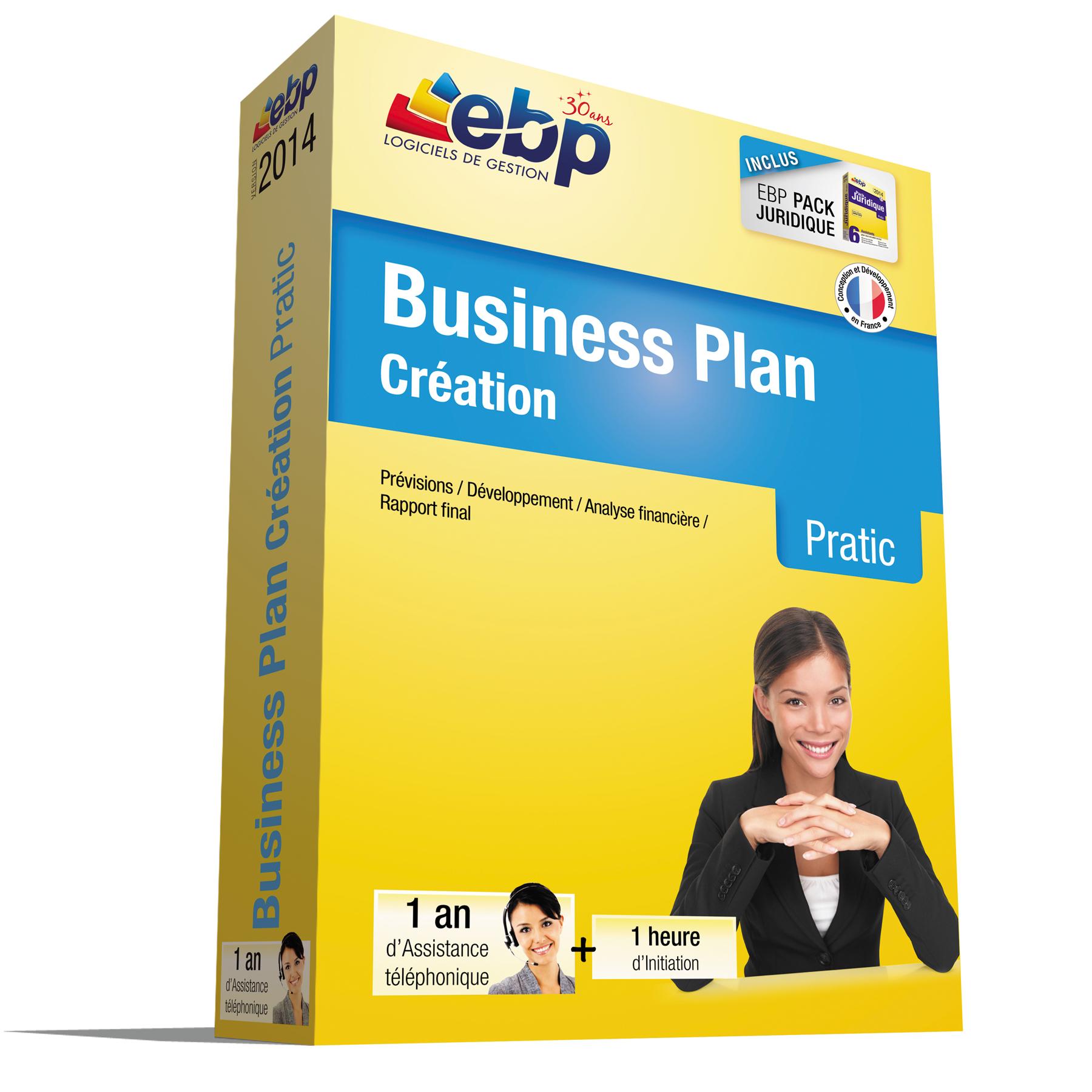 logiciel business plan ebp