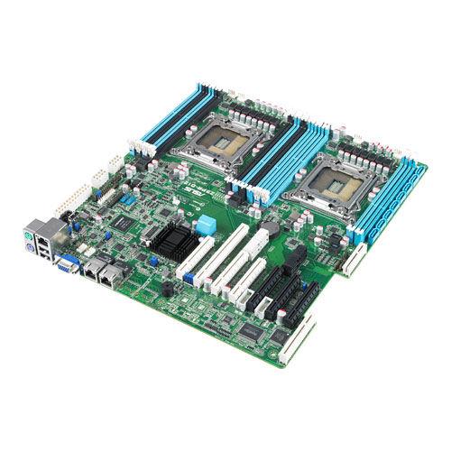 Carte mère ASUS Z9PR-D12/IKVM Carte mère SSI EEB 2x Socket 2011 Intel C602 - SATA 6Gb/s - 1x PCI Express 3.0 16x - 2x Gigabit LAN