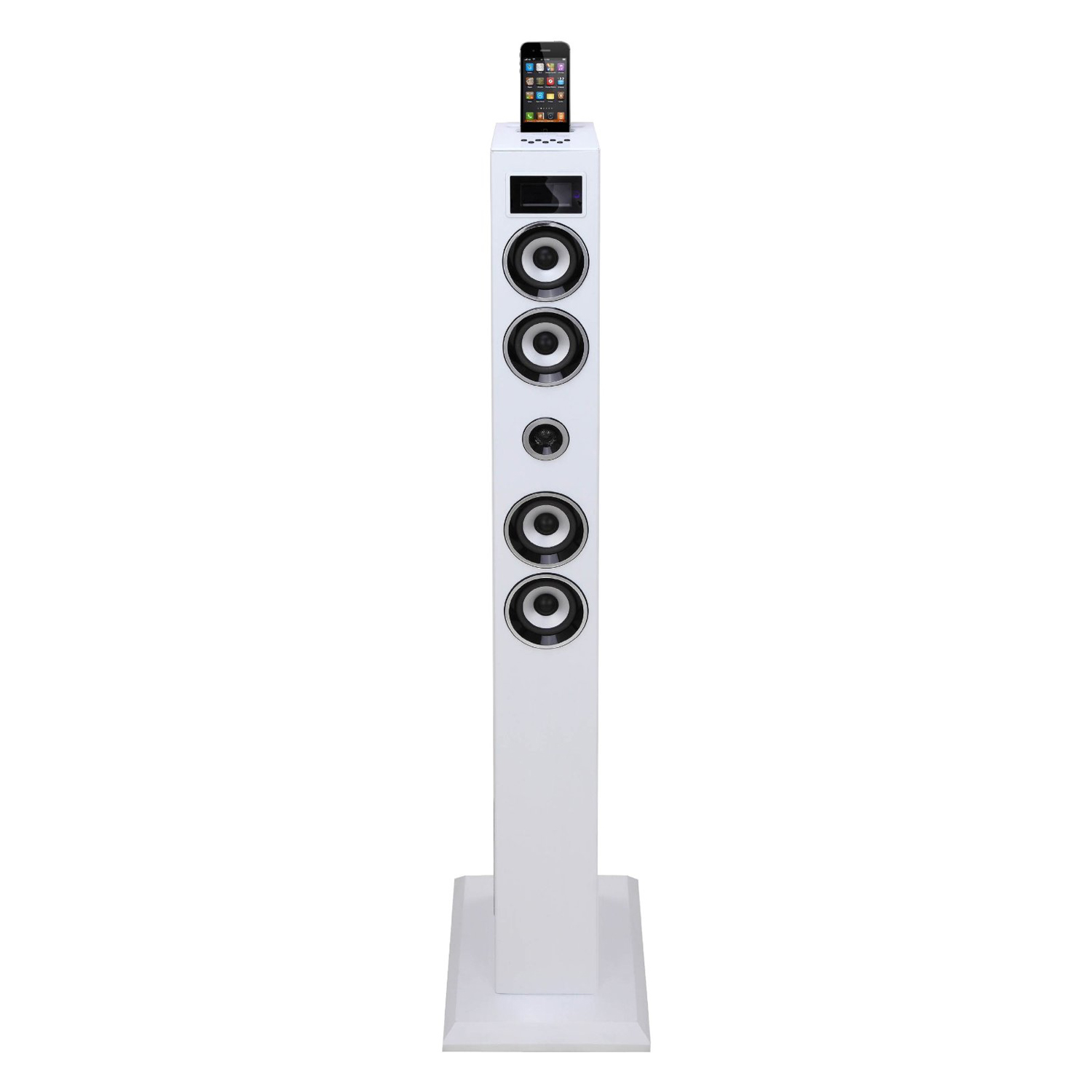 soundvision sv t04 bt blanc dock enceinte bluetooth soundvision sur ldlc. Black Bedroom Furniture Sets. Home Design Ideas