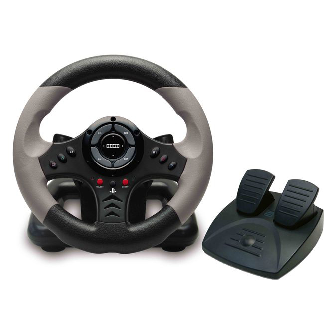 hori racing wheel 3 ps3 accessoires ps3 hori sur ldlc. Black Bedroom Furniture Sets. Home Design Ideas
