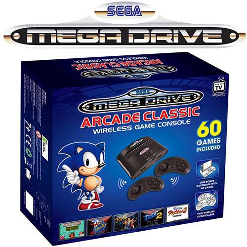 sega megadrive arcade classic petites consoles sega sur ldlc. Black Bedroom Furniture Sets. Home Design Ideas
